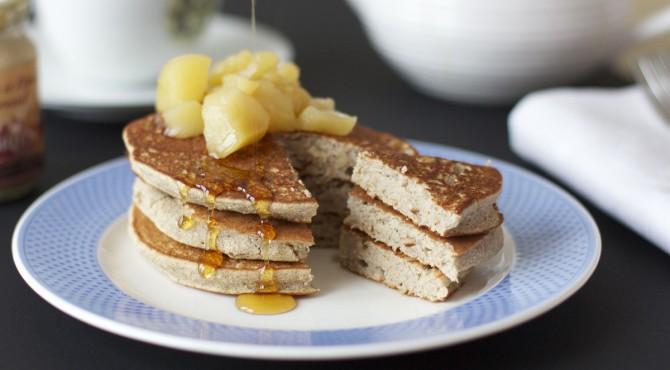 Pancakes au sarrasin nos recettes sans gluten laurent - Magasin bio arras ...